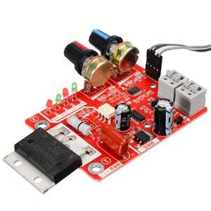 Image 5 - 100A Digital Spot Welder Machine Time Control Board Spot Welding Adjust Time & Current Transformer Controller Panel Module