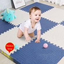 Детский коврик для ползания из вспененного ЭВА развивающие игрушки