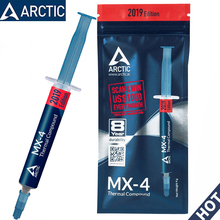 ARCTIC MX-4 2g 4g 8g 20g AMD Intel Processor CPU Cooler Cooling Fan Thermal Grease VGA Compound Heatsink Plaster Paste термопаста mx 2 thermal compound 30 gramm 2019 edition actcp00003b
