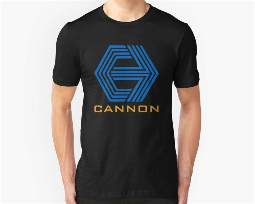 New Cannon Film Men'S T-Shirt Size S-2Xl Tee Tshirt Tee Shirt