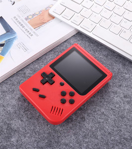 Image 5 - children mini boy video handheld game 500 in 1 players console 8 bit retro video game console 8bit for Child Nostalgic Player