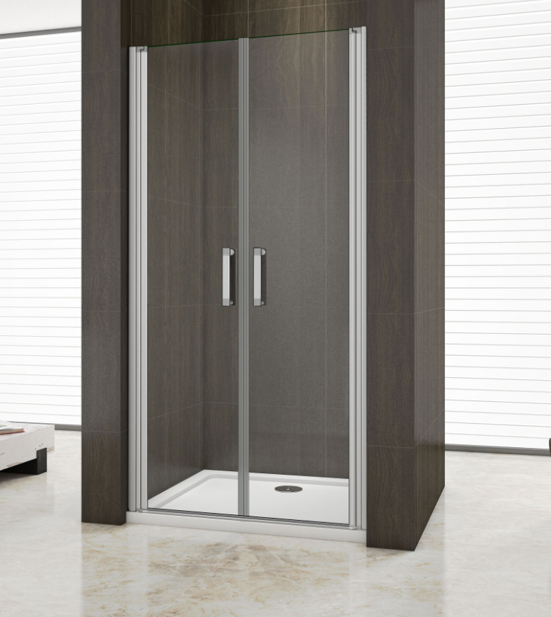 Shower Screens Swing Door 5mm Anti-Calc