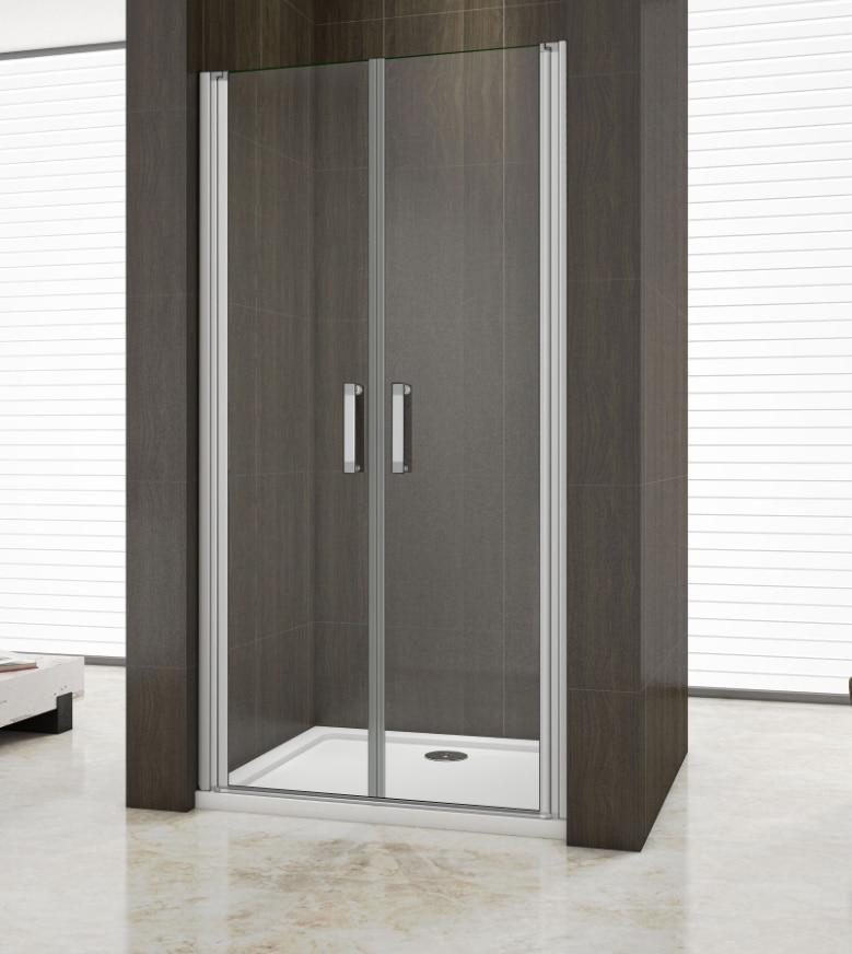 Shower Screens Swing Door 5mm Anti-Calc