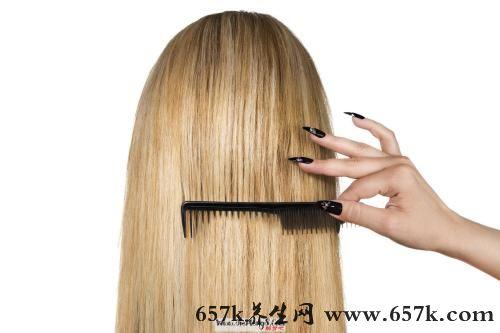 梳头的好处 这6个方法帮你保护头发