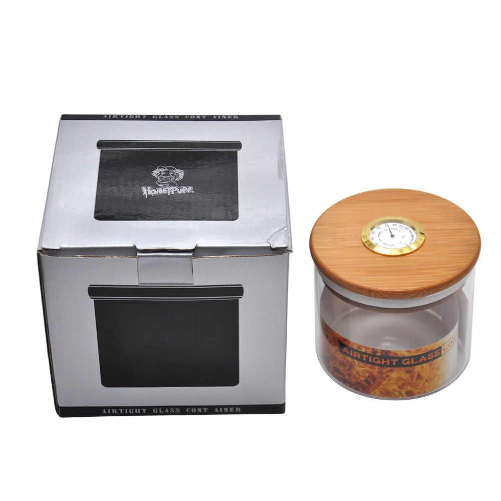 Sealed Gl Food Storage Jar