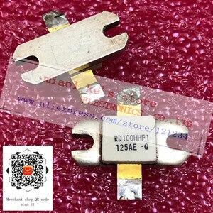 Image 1 - [使用] 100% オリジナル; RD100HHF1 RD100HHF1 101 ふくれっ面> 100 ワット、gp> 11.5dB @ vdd = 12.5v、f = 30mhz • 高効率: 60% 標準にhfバンド