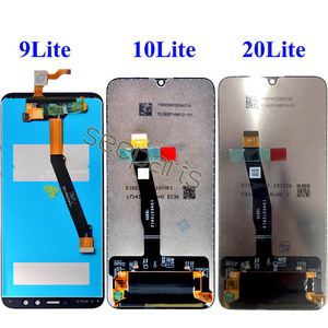 Image 2 - For Huawei Honor 9 Lite LCD Display Touch Screen Honor 10 Lite LCD HRY LX1 LX2 Display Honor 20 Lite 10I 20I LCD Replacement