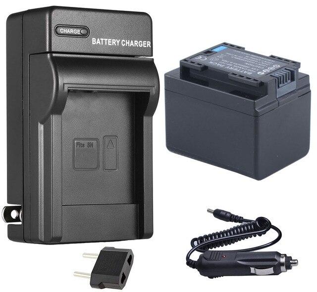 HFR87 Cargador de batería para Canon LEGRIA HF R86 HFR806 Videocámara HFR86 HFR88