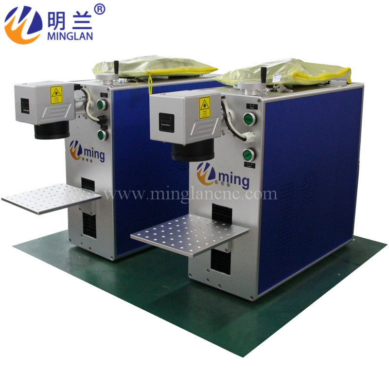 20W Cloudray 20-30W Fiber Laser Intelligent Marking Machine SmartMarker For Marking Metal Stainless Steel