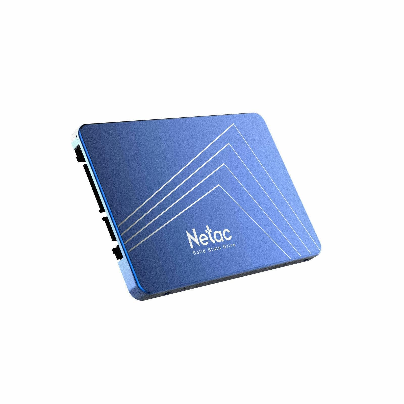 Netac SSD Sata3 480GB 240GB 120GB Hard Drive SSD Internal Solid State Disk Hard Drive 60G 120G 240G SSD Hard Disk SSD For Laptop