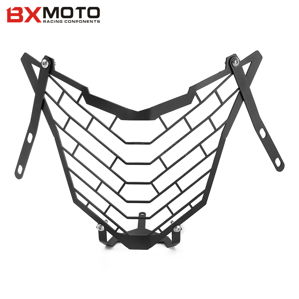 Motorcycle Headlight Head Lamp Light Grille Guard Cover Protector For <font><b>Honda</b></font> <font><b>CB500X</b></font> 2013 2014 2015 2016 2017 <font><b>2018</b></font> Accessories image