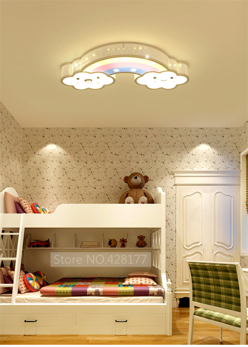 rainbow ceiling light (7)