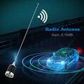 Соединитель NMO Двухдиапазонная Антенна UHF VHF наружные противоударные ремонтные детали для автомобильного крепления мобильное радио CB