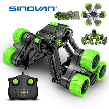 4WD Electric RC Car Rock Crawler Remote Control Toy Cars Off-Road Radio Radio Controlled Drive Toys For Boys Kids Suprise Gift недорого