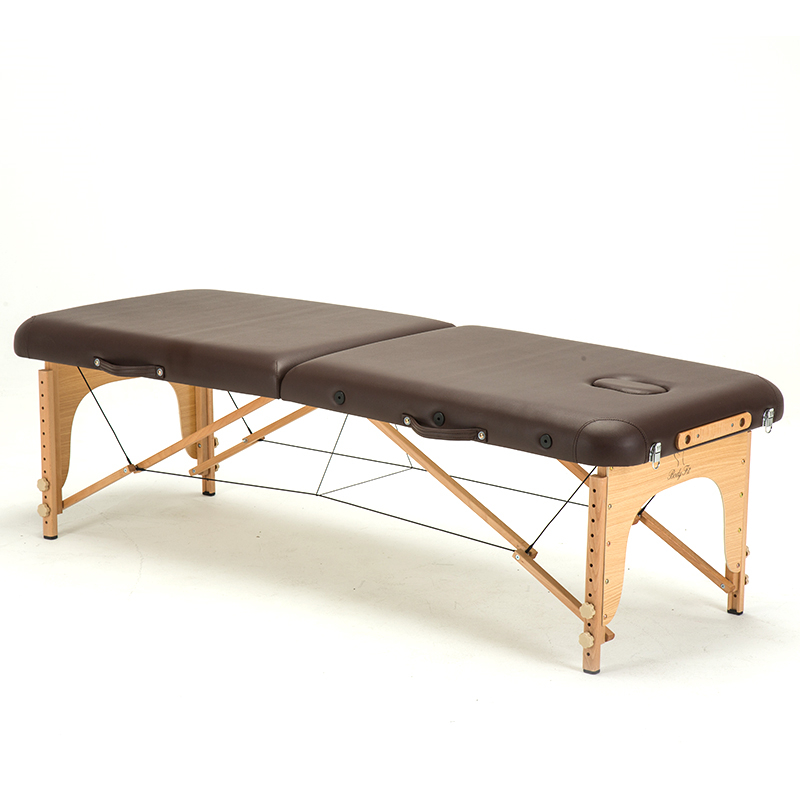 Folding Massage Bed Beauty Body Push To Take Acupuncture Tattoo Bed Portable Birch Health Weight Loss Bed