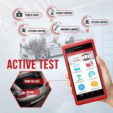 Launch herramienta de diagnóstico X431 Pros Mini para coche, escáner OBD2, inyector de clave, codificación ECU, TPMS, ABS, sangrado con WiFi, BT, 2020