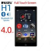 RUIZU H1 Schermo di Tocco Pieno di MP3 Lettore Bluetooth 8GB di Musica Player Con Built-In di Sostegno Speaker Radio FM Registrazione Video e-book