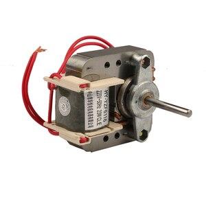 Image 4 - 23W 220V buzdolabı Fan motoru buzdolabı hava soğutmalı Wuyang Fan HY YZF6116 gölgeli kutup soğutma fanı dondurucu parçaları
