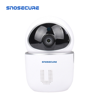 цены SNOSECURE 720P Baby Monitor Two Way Audio Motion Detection Smart Security IP Camera Wireless Baby Camera Cloud Storage