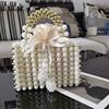 Pearl Beaded Women's Mini Handbag  1
