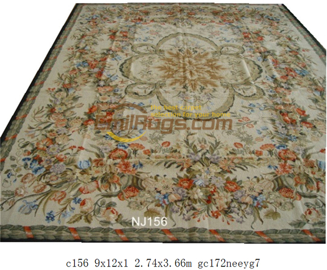 Aubusson Needlepoint Rugs Largs Carpets