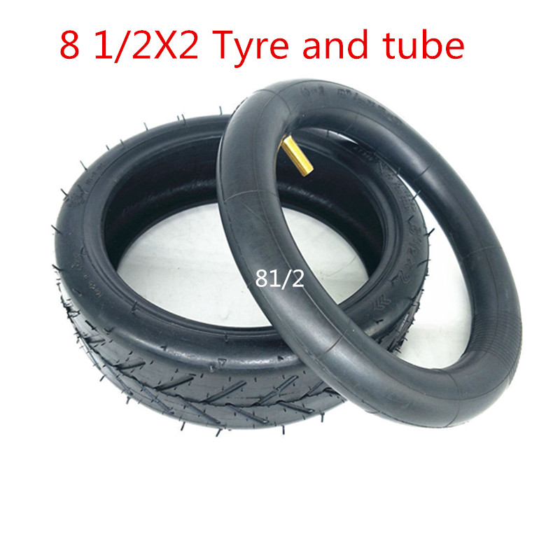 Xiaomi M365 Electric Scooter Scooter Inner And Outer Tire 8.5 Inch 1 / 2x2 Xiaomi Electric Car Tire Small Scooter Gas Tire