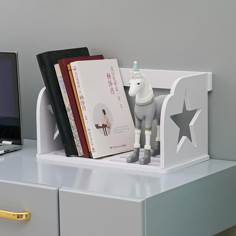 Simple And Simple Desktop Bookshelf Books Student Desk Storage Shelves Small Bookshelf Creative Classroom For Children
