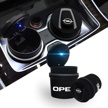 Smokeless Ashtray Cigar Corsa Home Cup-Container Magentis for Opel H-G J No3 Garbage-Storage