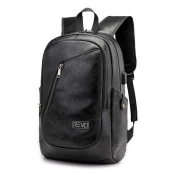 2018 New USB Rechargeable Leisure Backpack Business Backpack Computer Pack Multifunctional Anti-theft Bag for Men and Women - DISCOUNT ITEM  20 OFF Luggage & Bags