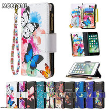 Funny Wallet Book For Nokia 5.4 3.4 2.4 Zipper Wallet Leather Case for Nokia 1.3 1.5 Patterned Cartoon Flip Cover 5.4 Phone Bag