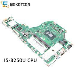 NOKOTION NBGSW11001 NB. GSW11.001 C5V01 LA E891P dla Acer aspire A515 A515 51 laptopa płyty głównej płyta główna w SR3LA I5 8250U procesora DDR4|Płyty główne do laptopów|   -