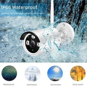 Image 3 - BESDER 1080P FHD 2.0MP Wireless IP Camera Outdoor TF Card Slot Video Security Camera IP Wifi Night Vision Onvif CCTV Camera P2P