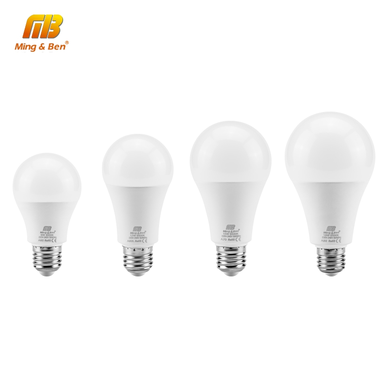 LED Lamp Light Bulbs E27 3W 5W 7W 9W 12W 15W 18W 220V LED Bulb High Brightness Lampada For Home Bombillas Warm White Cold White