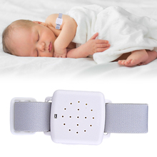Convenient Professional Arm Wear Bed-wetting Sensor Alarm For Baby Toddler Adults Potty Training Wet Reminder Sleeping Enuresis