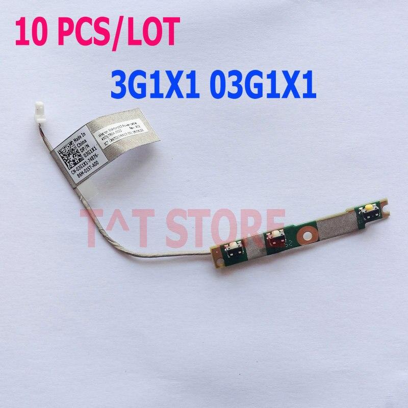 3G1X1 Dell I7368-0027 Power Button Board