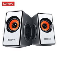 Lenovo Audio M550 Computer Desktop Speaker For Desktop Notebook Multimedia Mobile Phone Subwoofer Wired USB Speaker