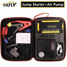 Gkfly super power dispositivo de partida 12v 600a carro ir para iniciantes compressor da bomba ar a gasolina diesel carregador bateria do carro impulsionador