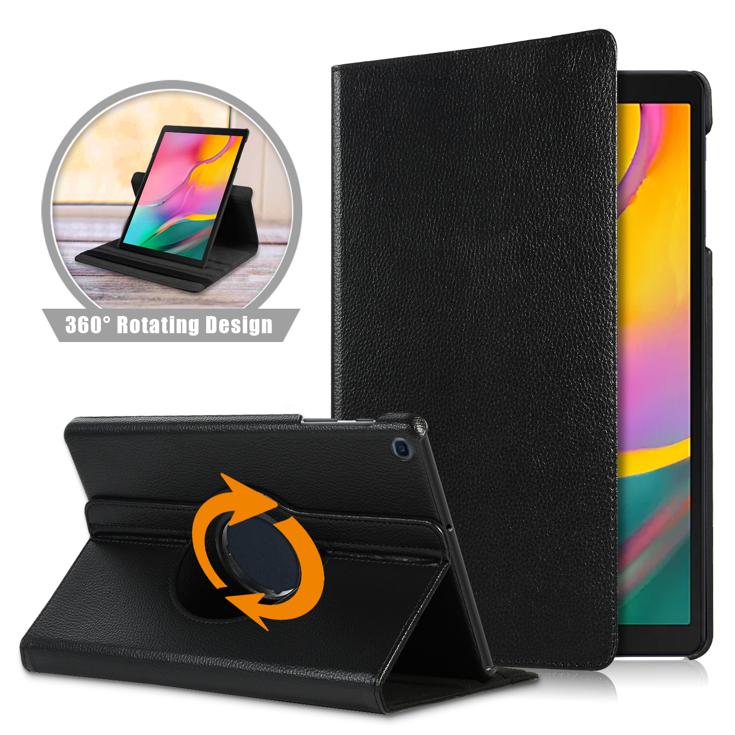 Case For Samsung Galaxy Tab A 10.1 SM-T510 SM-T515 Tablet Cover For Samsung Tab A 10.1 2019 Case