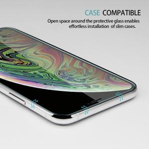 Image 4 - [3 pack] Impactstrong 9H protecteur décran en verre trempé haute définition pour iphone 6 6s 7 8 x xs xr 100% couverture décran