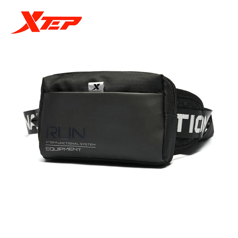 Xtep Men And Women Pockets 2019 New Casual Fitness Running Buckle Outdoor Sports Pockets 881437149052