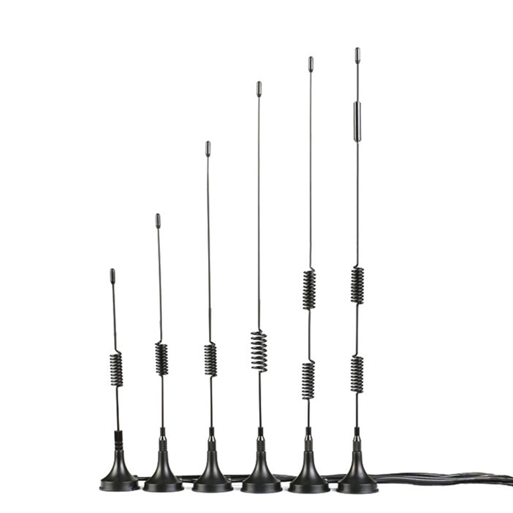 LEORY 3G 4G High Gain Sucker Aerial Wifi Antenna 5/6/7/9/10/15DBI Extension Cable SMA Male Connector For CDMA/GPRS/GSM/LTE