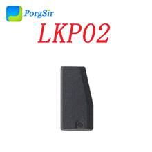 Genuine LKP-02 LKP02 Pro Glass Transponder  LKP 02 Chip for 4C 4D G chip Clone LKP03 LKP-03 to Copy 7936 ID46 chip lkp pl003 lk pl20110900724 good working tested
