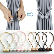 Clips-Hook-Holder Rope-Accessory-Rods-Accessories Curtain Ball-Tie Holdbacks Pearl Home-Decor