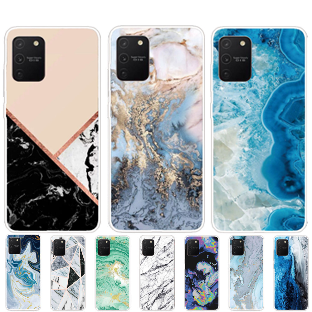 Matte TPU Marble Phone Case For <font><b>Samsung</b></font> Galaxy A10 A20 A30 A40 <font><b>A50</b></font> A70 Soft <font><b>Back</b></font> <font><b>Cover</b></font> Case For <font><b>Samsung</b></font> A11 A21 A51 A71 A81 A91 image