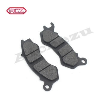 Motorcycle Front & Rear Brake Pads Scooter Parts Kit For Honda PCX125 2014-2019 PCX150 2012-2019 ZOOMER-X 2013-2019 PCX 125 150 image