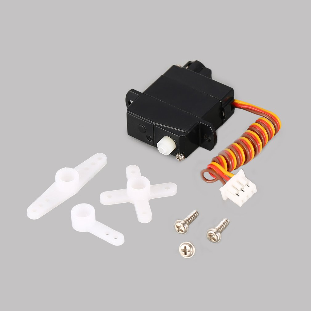 T-power 1.7G Low Voltage Digital Servo JST Connector KIT RC Mini Car Fixed Wing Quadcopter Helicopter Drone Spare rc Parts(China)