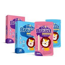 30pcs 150ml Milk Freezer Bags Mother Milk Food Storage Breast Milk Storage Bag L9CD