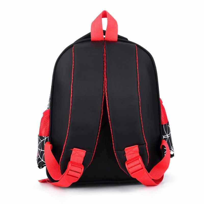 Nowe chłopięce 3-6 lat stary 3D torby szkolne torby szkolne dla dzieci Spiderman torba na książki torba na ramię dla dzieci tornister plecak 2020 Hot wodoodporna plecaki