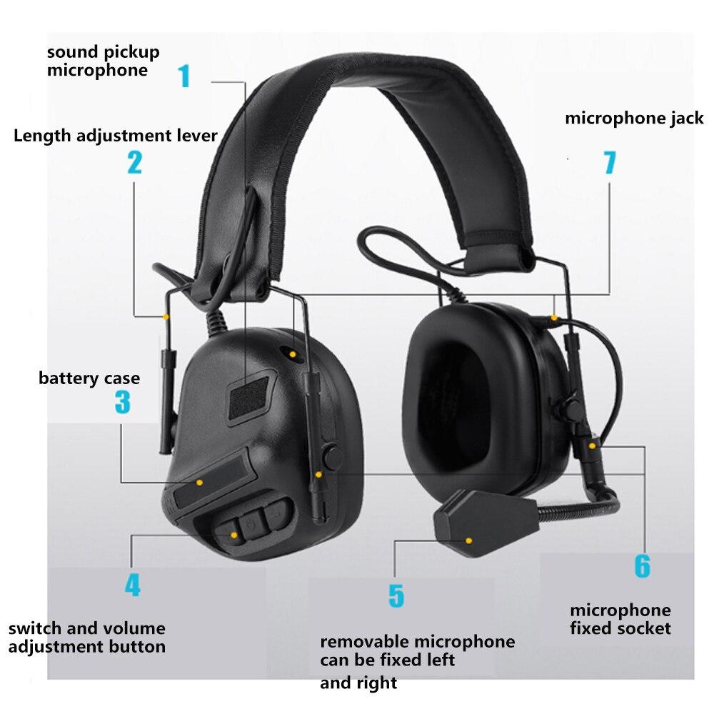 cheap fones de ouvido tatico acessorios 02