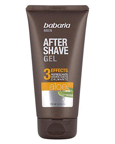 Babaria Men After Shave Gel Aloe Vera 150 Ml